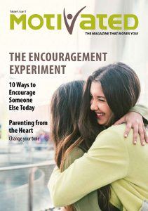 The Encouragement Experiment - Volume 09 | Issue 11